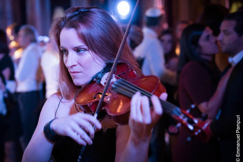 Eve-Marie Bodet violoniste compositeur